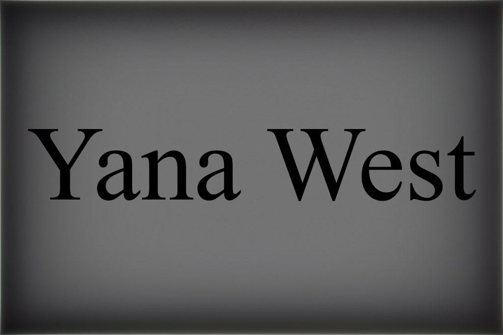 Yana west
