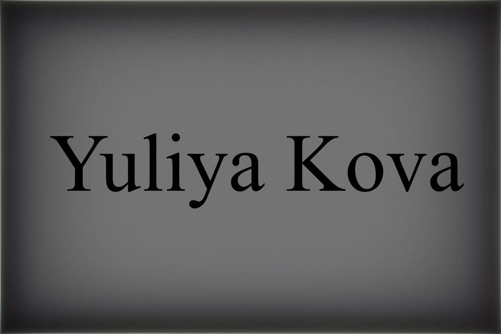 Yuliya Kova